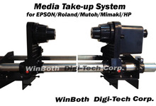 Automatical Media Take-up System  for Roland series printer