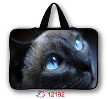 Buy Blue Cat Eye Laptop Computer Bag Notebook PC Smart Cover ipad MacBook Sleeve Case 7 10 12 13 14 15 17 Laptop tablet Bags for $9.27 in AliExpress store