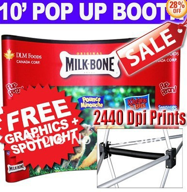 Trade Show Booth Pop Up Display Exhibition Stands PRINT(China (Mainland))