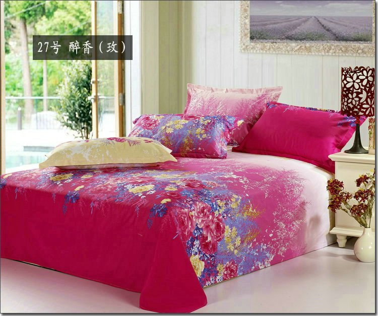 ... sheet-home-textile-Korea-style-bedding-bed-sheets-full-size-flat-sheet