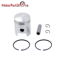 6 1 Piston Rings Circlips Kit Yamaha PW80 PY80 PW PY 80 PEEWEE Dirt Pit Bike ATV Motorcycle Engine Accessories - MotorPartStore Technology Co., Limited store