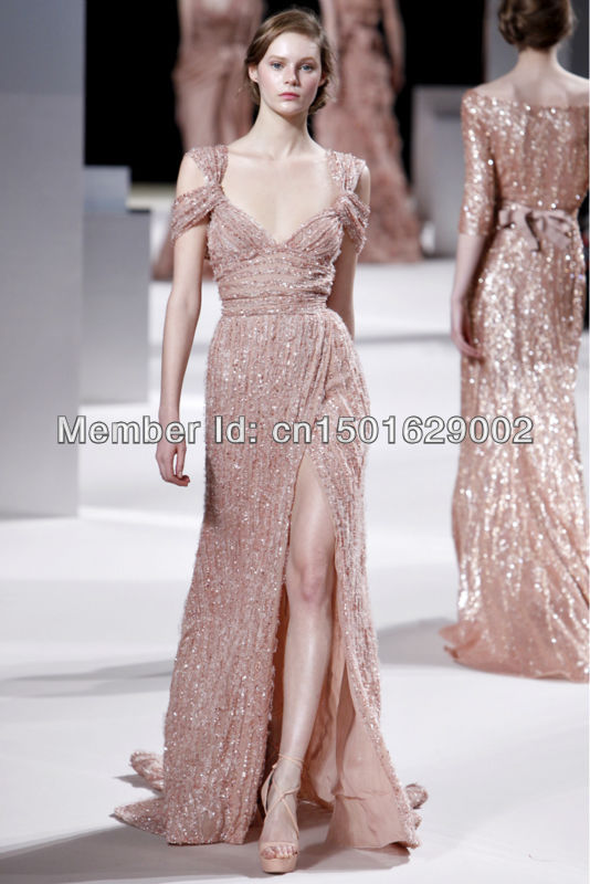 Compare Prices on Fully Beaded Evening Gowns- Online Shopping/Buy ...