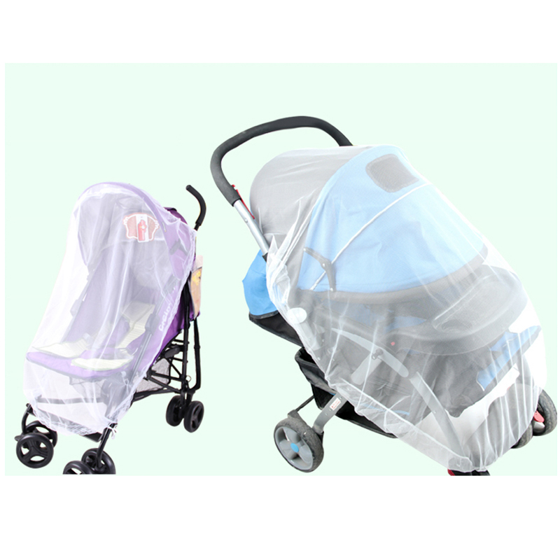 Infants Baby Stroller Pushchair Safe Mesh Kids Stroller  Accessories Mosquito Insect Net