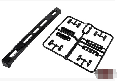RC4WD Mojave remote control cars TF2 matching black front bumper + Accessories [83 HILUX] (Z-B0039)(China (Mainland))