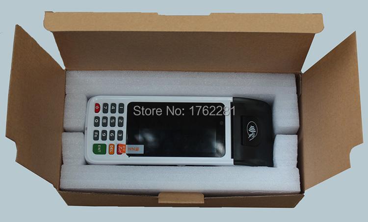 Smart Card Reader POS with RFID,GPS,Camera,WIFI,3G,Printer(China (Mainland))