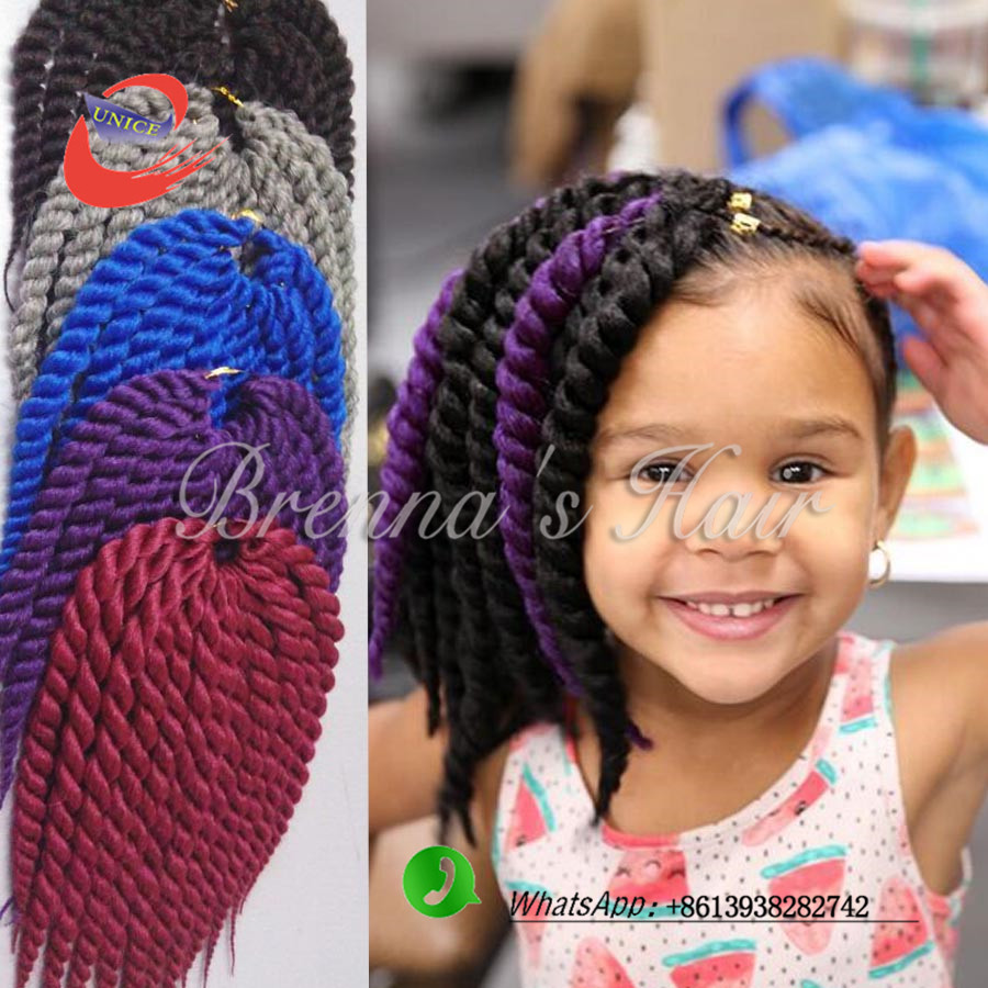Crochet Hair For Toddlers : Marley Braid Hairstyles For Kids Aliexpress.com : buy kid hair ...