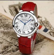 Origianl GUANQIN Top Brand Luxury Fashion Quartz Watches Women Waterproof Wristwatches Dress Ladies Watch