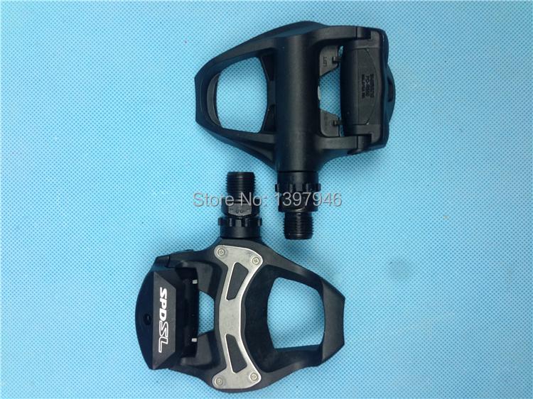 PD-R550 105 Road bicycle self-locking pedals bike pedals r550 road cycling pedals cheap bike pedal free ship(China (Mainland))