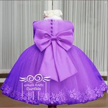 2015 summer new arrival flower princess girl dress,lace rose Party Wedding Birthday girls dresses,Candy princess tutu elegant(China (Mainland))
