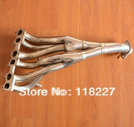 STAINLESS  MANIFOLD HEADER/EXHAUST 92-04 VW JETTA/GOLF/GTI MK4/3 2.8L VR6<br><br>Aliexpress