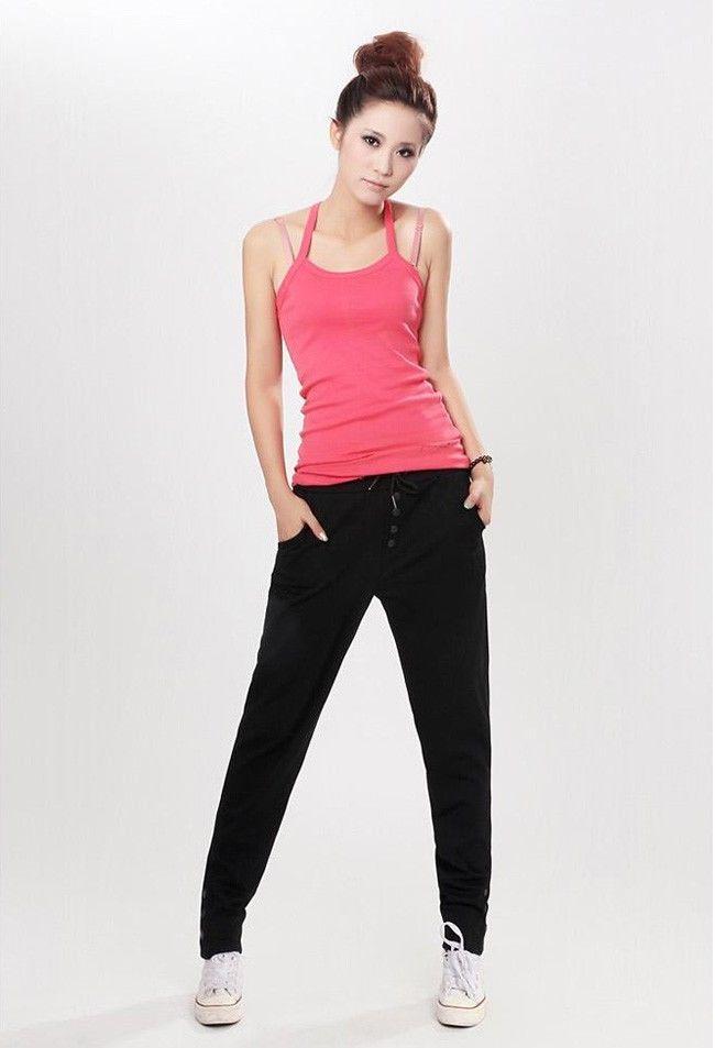 Simple Trendy Pants For Women SpringSummer 2015