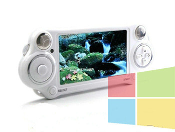4.3 Inch PMP Handheld Game Player With 4GB MP3 MP5 Video Camera Multi-Function Game Console Player  DHL Free Shipping 50pcs/lot