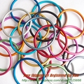 20pcs 10pairs 3 large size baby sling rings carrier aluminium rings
