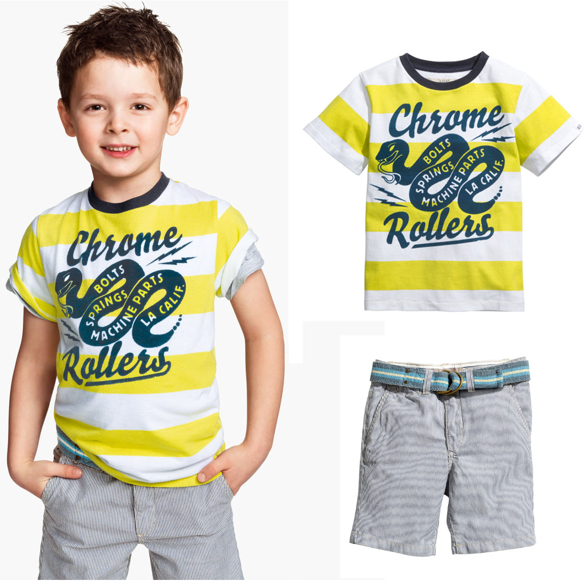 2015 summer baby Boys Clothing Sets casual brand Boys