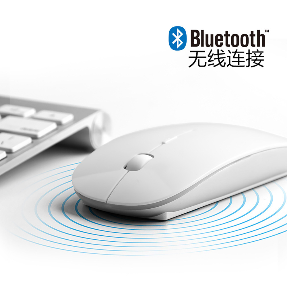 Slim Bluetooth Wireless Optical Mouse 1600 Dpi for Windows 7/8 Android Macbook(China (Mainland))