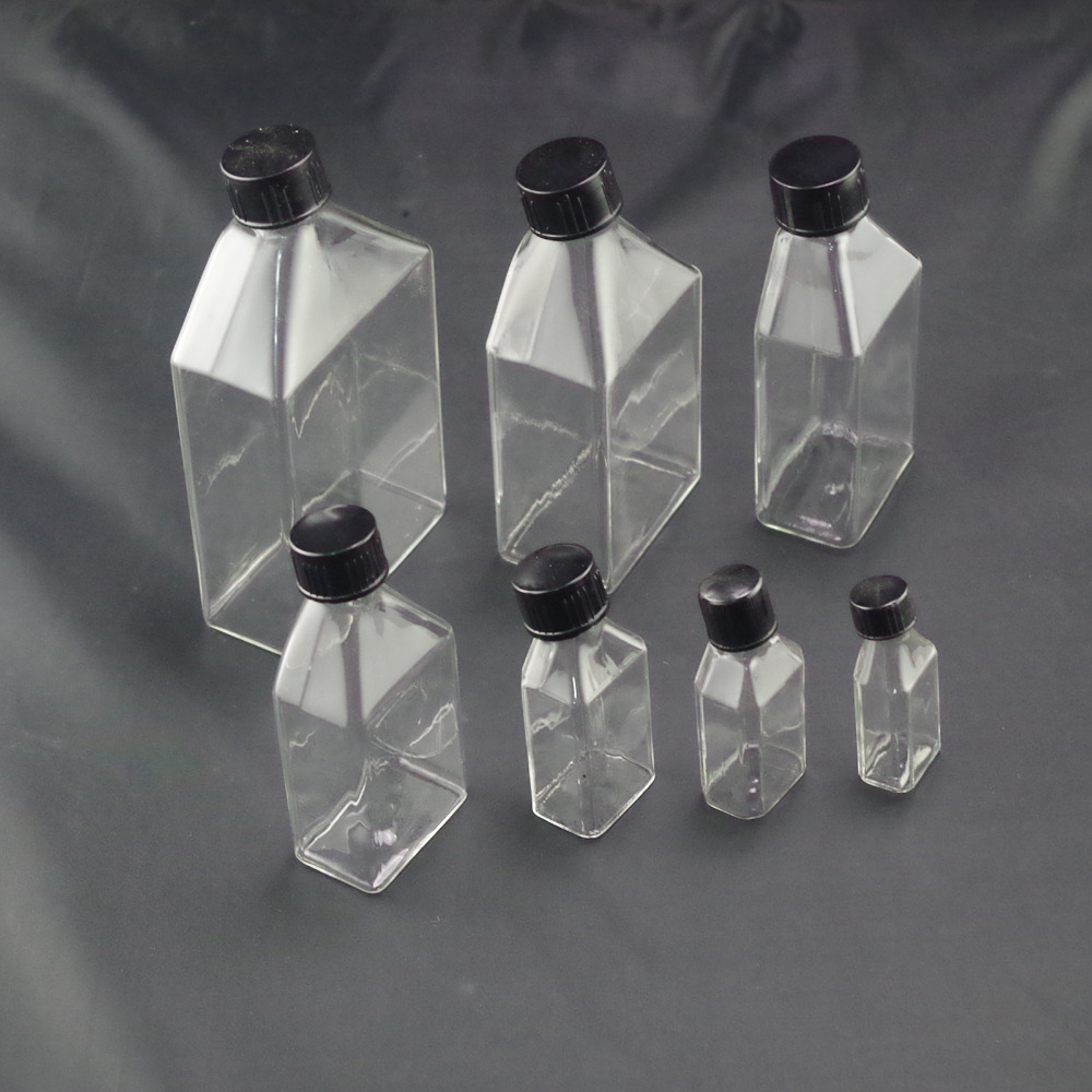 Tissue culture flask 15ml LOT4 cell culture flask with bevel screw cap<br><br>Aliexpress