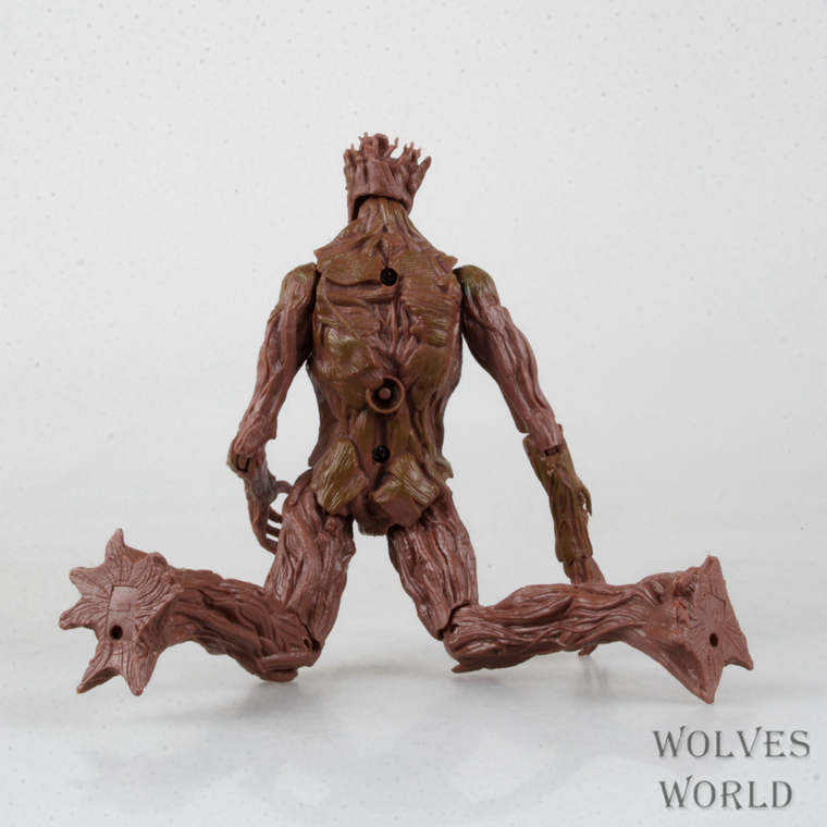 21cm Groot Collectible Toys Marvel Guardians Of The Galaxy PVC Groot Action Figure(China (Mainland))