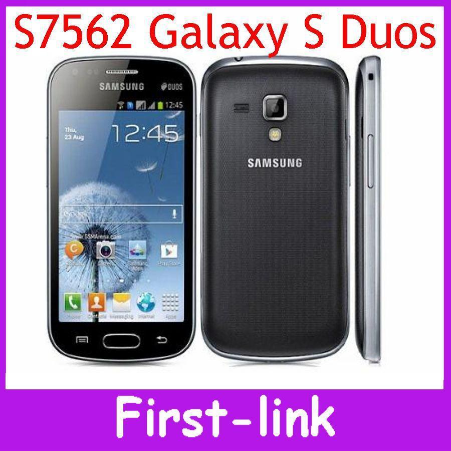 Мобильный телефон SamSung S duoS S7562 4.0 4 5.0MP gpS WIFI