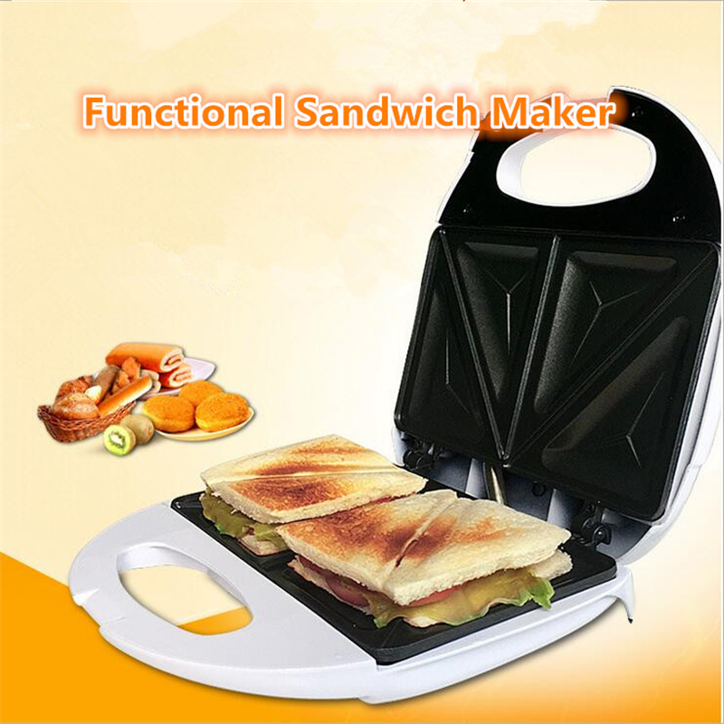 how to use electric sandwich toaster