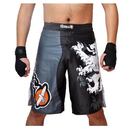 New Arrival European Mens Popular Sports Shorts Summer Mens MMA Training Shorts Casual FIGHT SHORTS(China (Mainland))