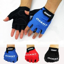 2015 Giant Brand Cycling Gloves road Bike Bicycle half finger Gloves quick dry 3 colors