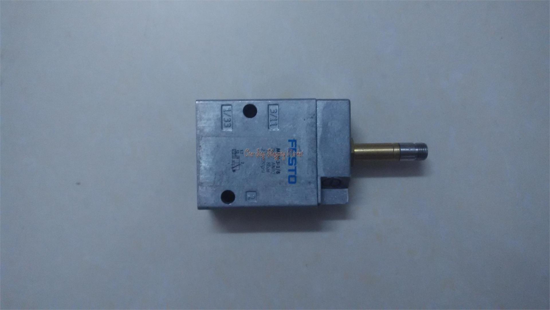 New original FESTO solenoid valve MFH-3-1/8 7802<br><br>Aliexpress