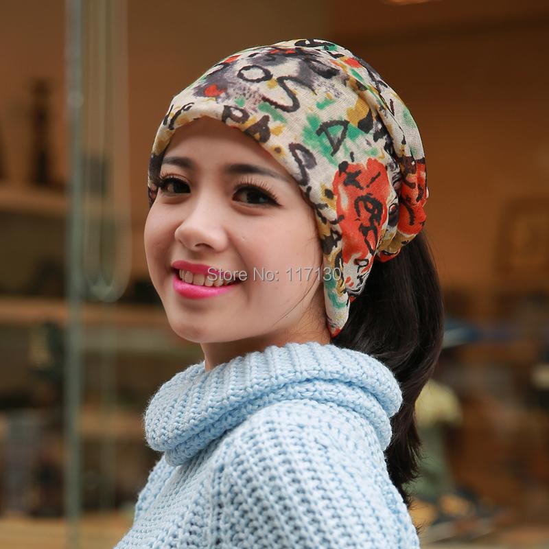 Free shopping 2015 Autumn and winter Fashion hiphop bandanas muffler scarf dual street shopping knitted hat(China (Mainland))