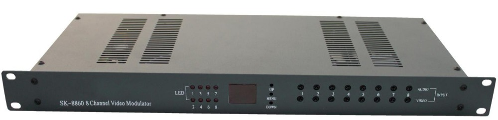 SK-8860 Agile Modulator CATV modulator(China (Mainland))