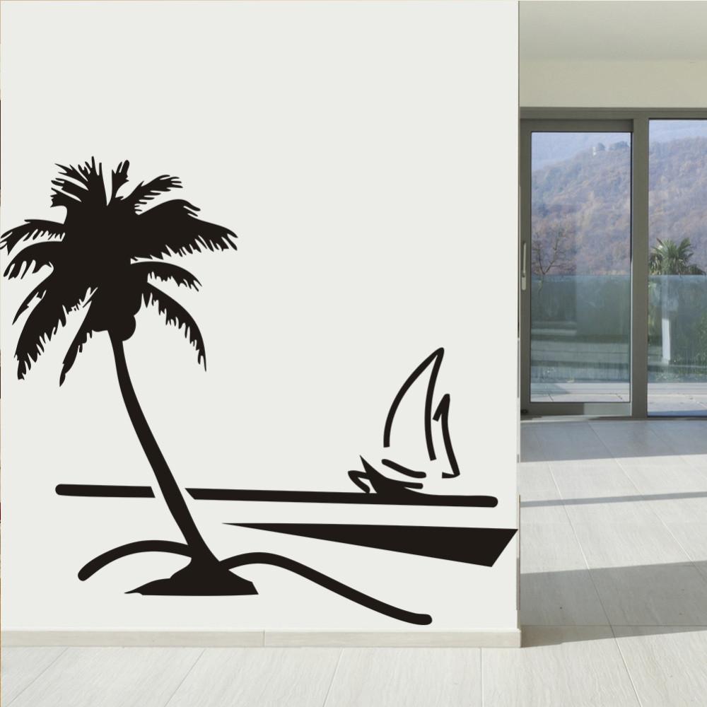 Bathroom decor promotion shop for promotional palm tree bathroom decor