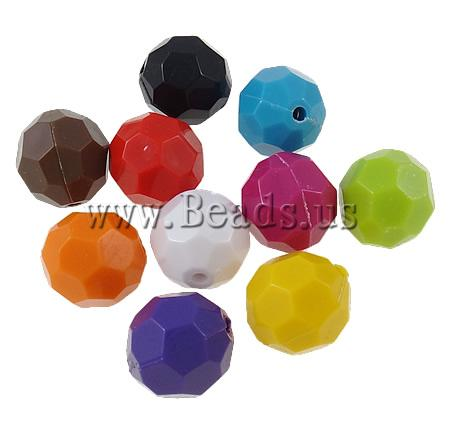 Free shipping!!!Solid Color Acryl Beads,Tibet Jewelry, Round, mixed colors, 10mm, Hole:prox 2mm, 5K/Lot, Sold By Lot<br><br>Aliexpress