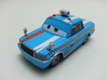 Buy Pixar Cars Bob Pulley Taxi Diecast Metal Toy Car 1:55 Loose Brand New Stock & Free for $16.99 in AliExpress store