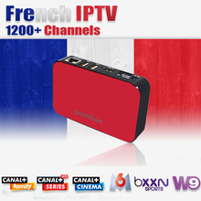 Buy GOTIT Best French Arabic IPTV Box Ipremium AVOV TVonline Quad Core YouPorn Canal+ M6 W9 SFR OCS+VOD Box Office Android Tv Box for $99.20 in AliExpress store