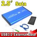 2016 Hot sale High Speed 2 5 USB 3 0 HDD Case Hard Drive SATA External