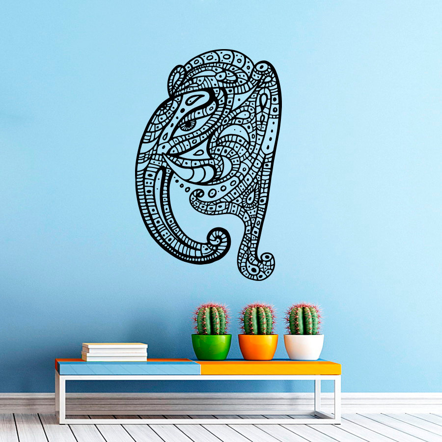 Online get cheap bohemian wall decals for Cheap wall mural decals
