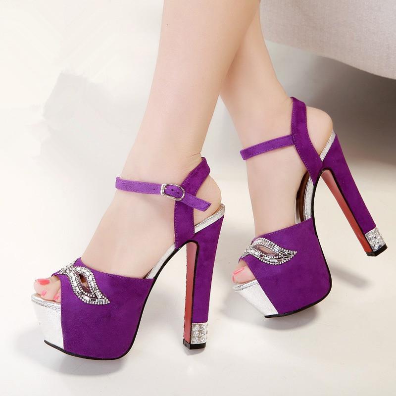 High Heel Shoe To The Head