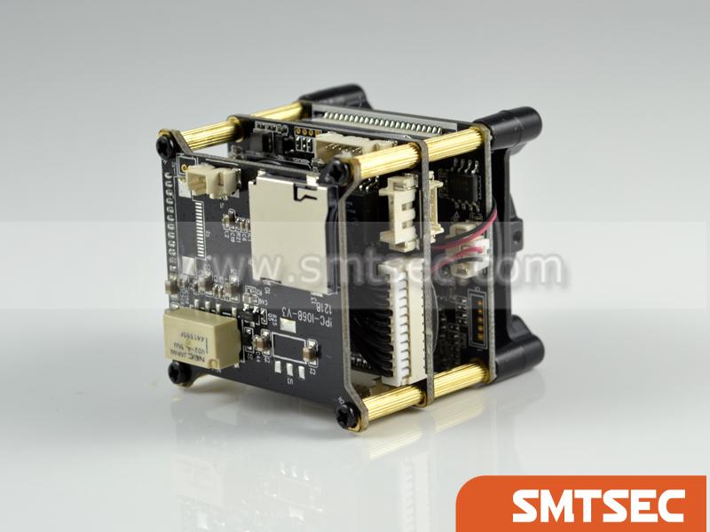TF Card Slot 5.0mp IP Camera Module SONY IMX178 Hi3516D Audio USB CCTV Network IPC PCB Board camera ONVIF2.4 (SIP-E178DT)(China (Mainland))