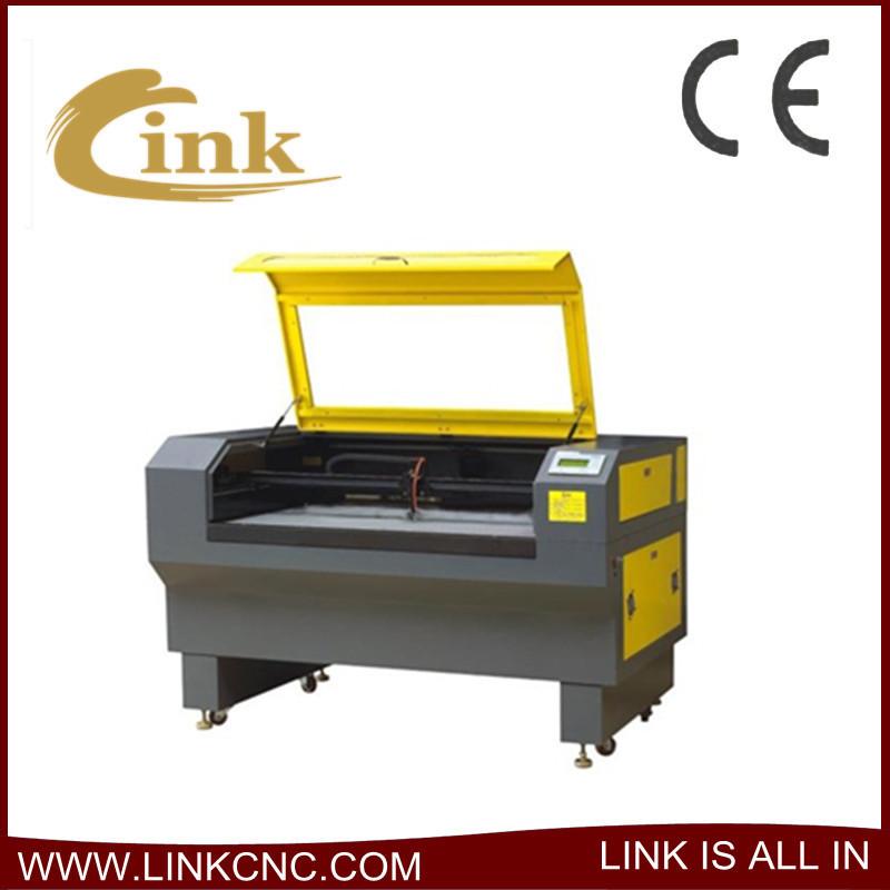 Ce standard laser cutting machine plastic film 1280/1290(China (Mainland))