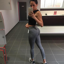 Buy Leggings Femmes Sexy Push Leggings Women Elastic Workout Legging Pants Summer 2017 Fashion Ladies Fitness Leggings Plus Size for $10.43 in AliExpress store