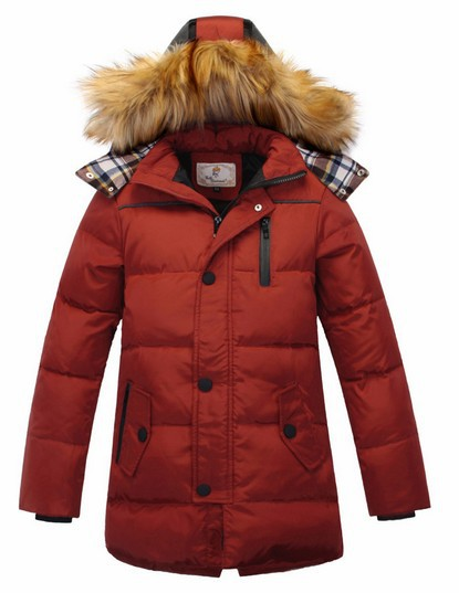 Brand New Boys Outerwear Coats Kids jacket Children's Winter Coat 2014 Girls Warm Jackets - Just Me store