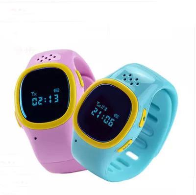 2015 Hot Kids GSM GPS Tracker Smart Watch support SIM For Children Kid smartwatch phone free shipping(China (Mainland))