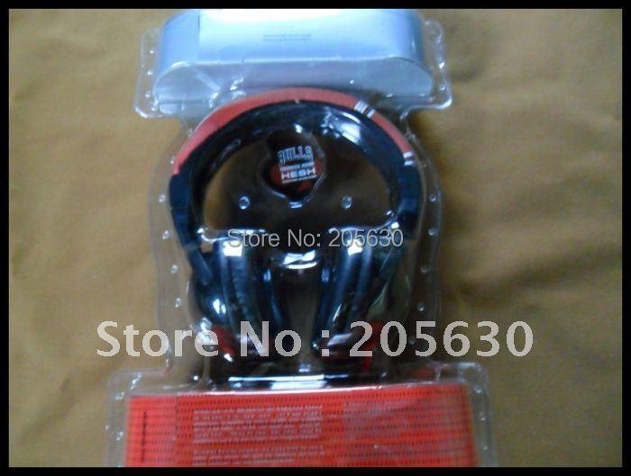 new wholesales free shipping people 24 N /o. B/ ulls / peop/le Headphones(China (Mainland))