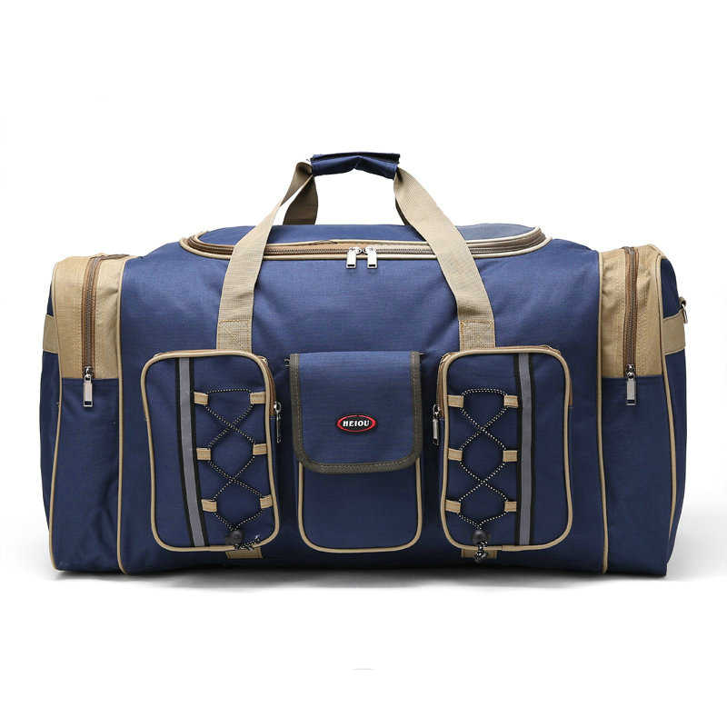 travel bag 6 color male Folding travel bag 26 inch large capacity portable men travel bags luggage packing cubes l11 valise(China (Mainland))