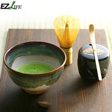 Buy New Matcha Brush Whisk Practical Japanese Ceremony Bamboo Chasen 64 Matcha Tea Powder Whisk Green Tea Chasen Brush Tool KT0928 for $8.17 in AliExpress store