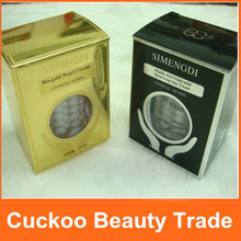 2pcs/lot Skin Care SIMENGDI Phyto-Silver Balancing Day Cream +Bio gold pearl cream night cream tightening firming skin