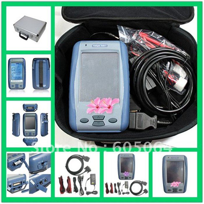auto scan tool 2 in 1 With Suzuki TOYOTA DENSO Intelligent Tester2,best quality toyota IT2,super product Toyota Tester 2(Hong Kong)