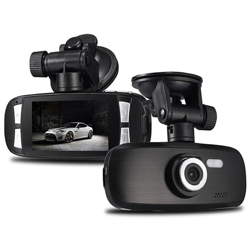Mini Car DVR Camera G1W Novatek Full HD 1080P 30FPS 2.7''LCD 140 Degree G-Sensor Night Vision Car Video Recorder Dash Cam(China (Mainland))