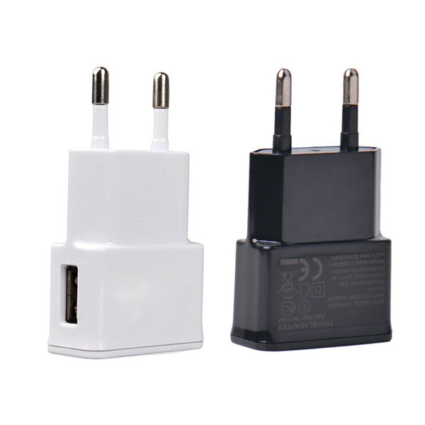 5V 1A Eu Plug Usb Wall Charger Adapter Universal Home Travel USB Charger For Iphone Samsung Galaxy S5 S4 S3 Note 2 3 HTC Xiaomi(China (Mainland))