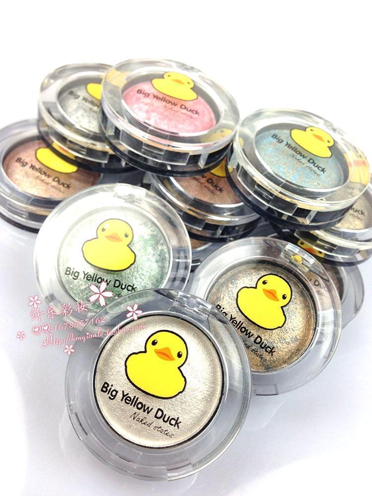 Wholesale Hong Kong Huang Ya brightly colored eye shadow color eye shadow wet baking powder eyeshadow colors more beautiful B104(China (Mainland))