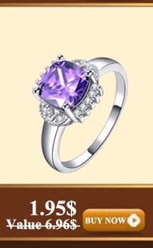 טבעות נישואין לנשים ריבוע יהלומים סימולטור הטבעת bague Faux zirconia טבעות אירוסין פלטינה מצופה אביזרים ASR