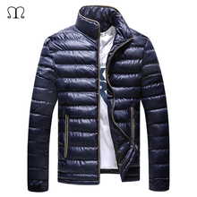 2017 Casual Ultralight Mens Duck Down Jackets Autumn & Winter Warm Coat Men Lightweight Duck Down Jacket Men Parkas Overcoats(China (Mainland))